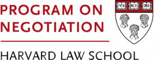 Program on Negotiation. Harvard Law School.